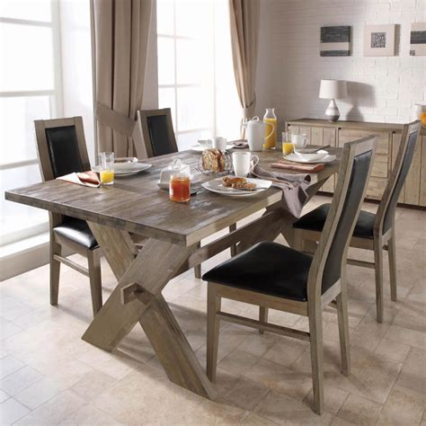 rustic dining room  unique furniture traba homes
