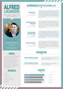 modern curriculum vitae templates free exemple de curriculum vitae moderne et design mycvfactory