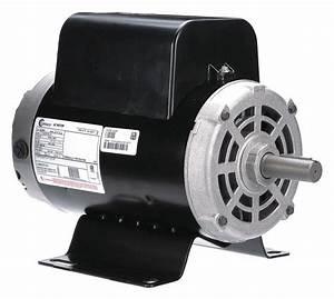 Century 5 Hp Light Duty Air Compressor Motor Capacitor