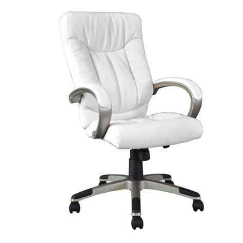 chaise de bureau blanche chaise de bureau blanche meubles français