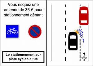 Amende Stationnement Genant : le stationnement sur piste cyclable tue tanguy ortolo ~ Medecine-chirurgie-esthetiques.com Avis de Voitures