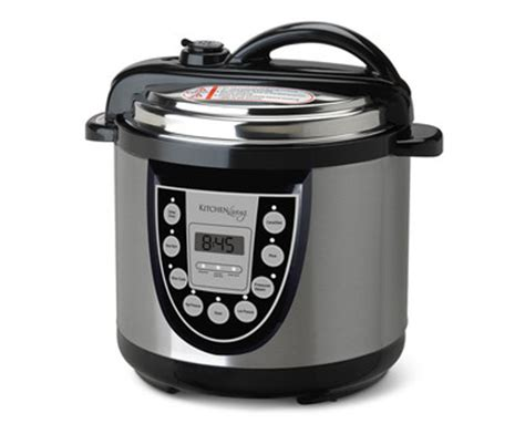 Kitchen Living Rice Cooker by Aldi Us Kitchen Living 6 Quart Pressure Cooker