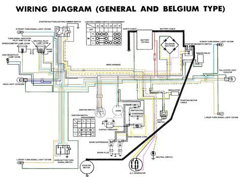 Pocket Bike Wiring Diagram Webtor
