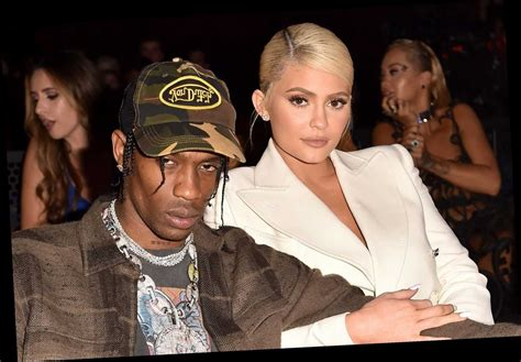 Kylie Jenner and Travis Scott 'Taking Some Time Apart ...