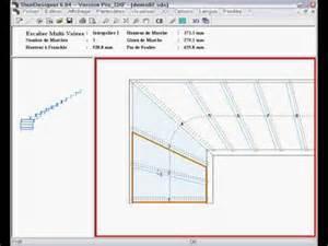 logiciel calcul d un escalier quart tournant 28 images 25 best ideas about escalier quart