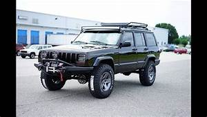 Davis Autosports Stunning Stage 2 Cherokee Xj For Sale   Check This Jeep Out