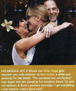 Katey Sagal and Kurt Sutter's Wedding | Sons Of Anarchy ...