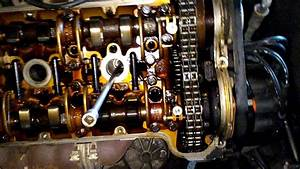 Mercedes S500 Engine Timing Problem