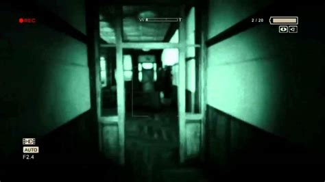 outlast ps gameplay empty house survival horror