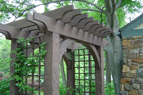 entrance arbors arbor and bench alcove orchard