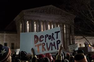 Donald Trump's travel ban is racist. Condemning Nazis won ...