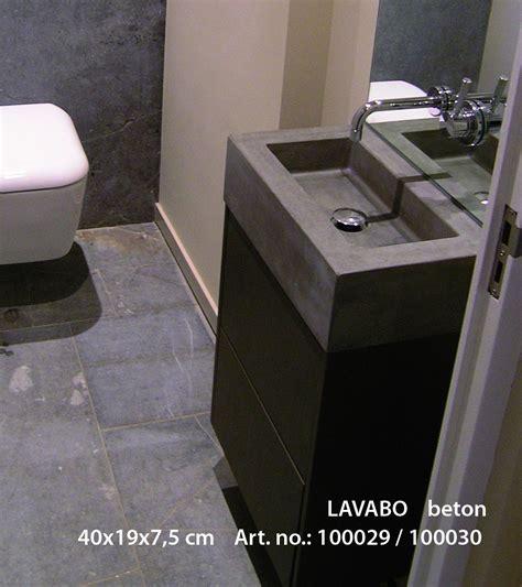 toilet fontein beton lavabo fontein beton antraciet zonder kraangat 52x31