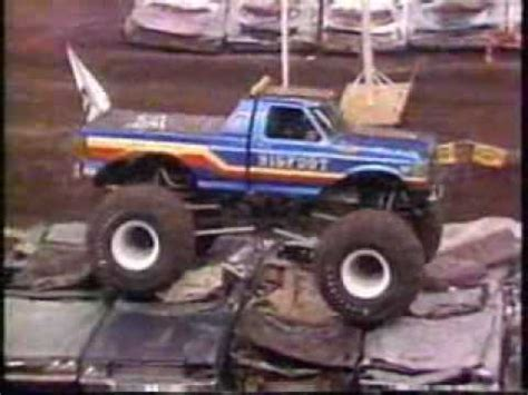 monster truck show okc 1991 ushra monster trucks oklahoma city ok show 2