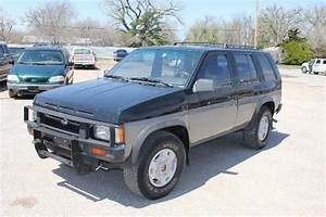 Find Used 1992 Nissan Pathfinder Runs And Drives No
