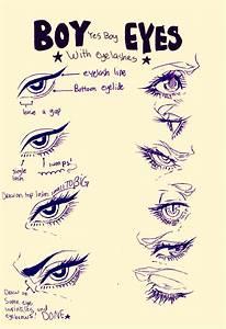 boy eyes by animegirl000 on DeviantArt