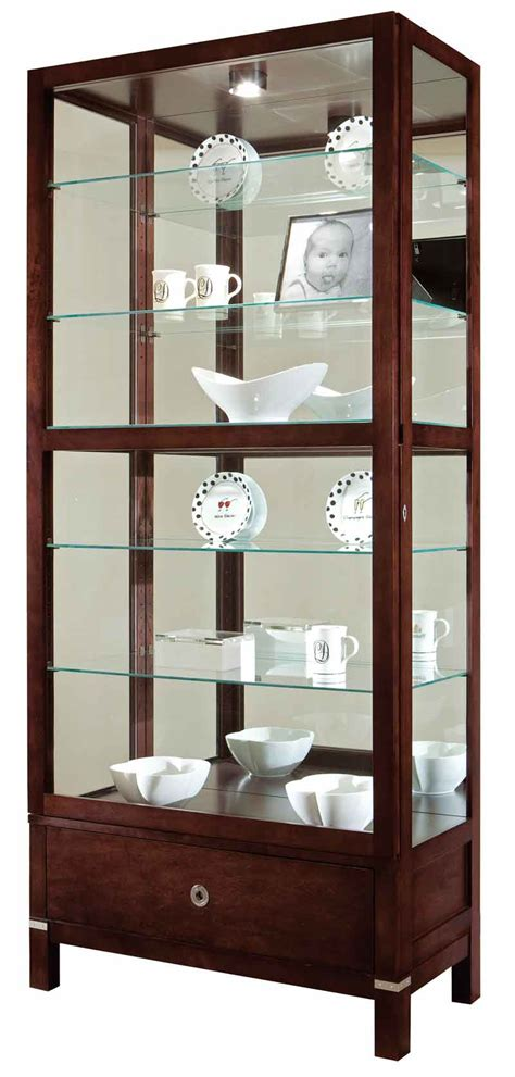 curio cabinets for howard miller williamson 680 515 curio cabinet the clock