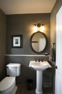 Small Powder Bathroom Ideas Lakeside Remodel Traditional Powder Room Other Metro By By Interiors