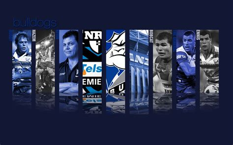 canterbury bulldogs hd wallpapers backgrounds