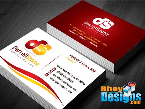 Adobe Illustrator Business Card Templates