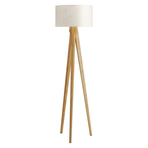 floor l white shade in modern side table floor l with white shade and usb