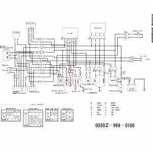 Honda 300 Fourtrax Ignition Wiring Diagram