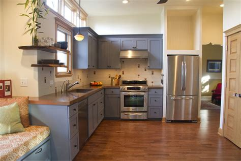 pictures of kitchen cabinets painted gray 10 things you may not know about adding color to your