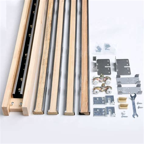 pocket door hardware kit buy the j sterling rp 1630 bb pocket door kit at hardware