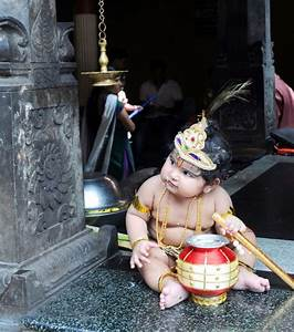 Janmashtami: These 10 cute little Krishnas will melt your ...
