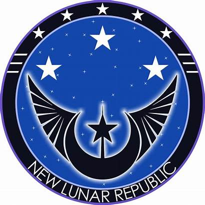 Republic Lunar Flag Deviantart Luna Tv Random