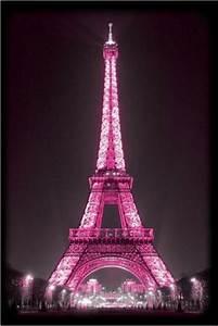 Tour Eiffel Deco : p tition p tition tour eiffel rose dons le blog de ~ Teatrodelosmanantiales.com Idées de Décoration