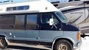 1981 Dodge Ram B250 Class B Van    360 V8 Propane    Quick