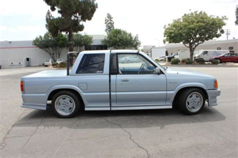 old car owners manuals 1988 mazda b series seat position control find used 1988 mazda b2200 pickup customized with 10 700 original miles in cerritos california