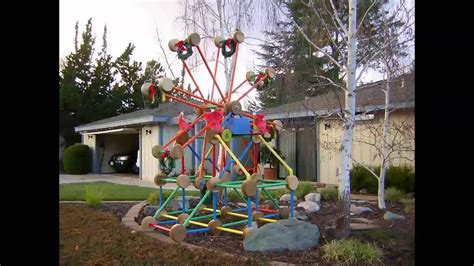 christmas ferris wheel diy pictures youtube