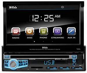 5 Best Car Stereo With Bluetooth Touch Screen