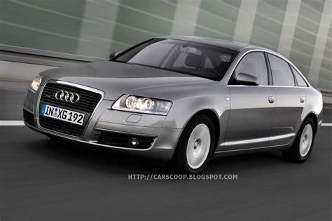 2007 Audi A6 And A8 4.2 Fsi V8