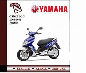 Yamaha Cs50  Z Jog 2002
