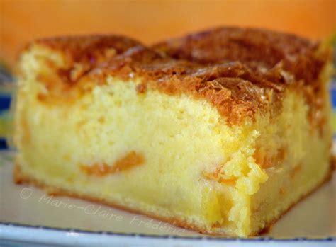 dessert avec beaucoup d oeufs g 226 teau vraiment tr 232 s moelleux tr 232 s tendre et tr 232 s fondant aux fruits jaunes du miel et du sel