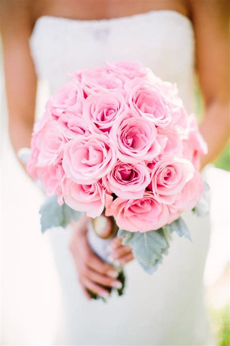 pink wedding flowers best 25 pink bouquet ideas on bridal bouquet pale pink bouquet and pink