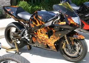 Custom Motorcycle Paint Jobs