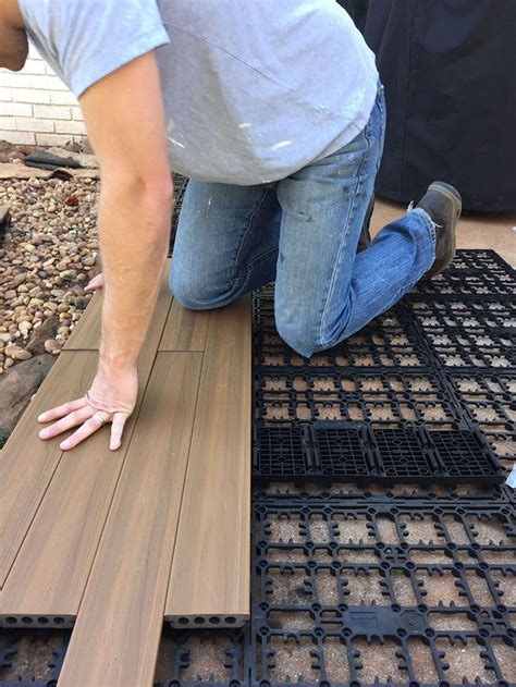 25 best ideas about patio flooring on outdoor