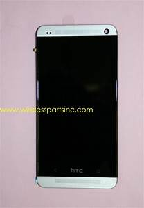 HTC One M7 Display Screen LCD + Touch Screen Digitizer ...