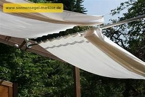 Sonnensegel Aufrollbar Selber Bauen : holzpergola schr g kombinierter sonnenschutz regenschutz ~ Michelbontemps.com Haus und Dekorationen