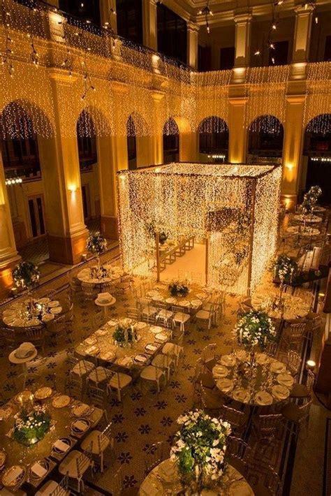 62 extravagant white indoor wedding ceremony 54 2020