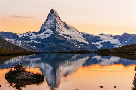 The Matterhorn Is Switzerland's Famous Mountain