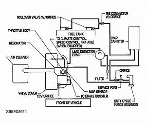 Vacuum Line Diagram For 2002 Jeep Wrangler