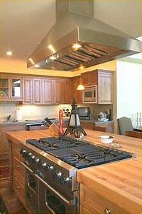 Kitchen Island With Stove And Oven Island Range Kitchen