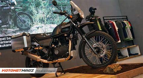 Gambar Motor Royal Enfield Himalayan by Harga Royal Enfield Himalayan Autonetmagz Review