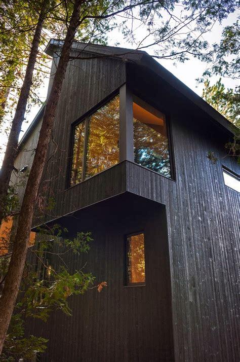 desain rumah modern minimalis  lahan miring rancangan
