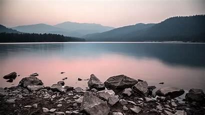 4k Desktop Calm Mountain Ultra Lake