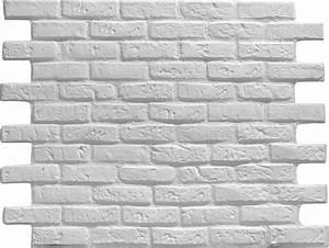 Brique De Parement Blanche : mur imitation brique blanche ~ Dailycaller-alerts.com Idées de Décoration